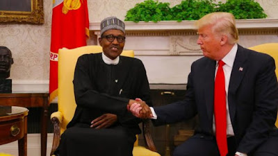 Trump Salutes Nigeria @59, Says He Wants To See Boko Haram Wiped Out