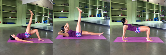 The Body weight Pilates Method Is The Perfect Fit To Achieve A Flat Tummy