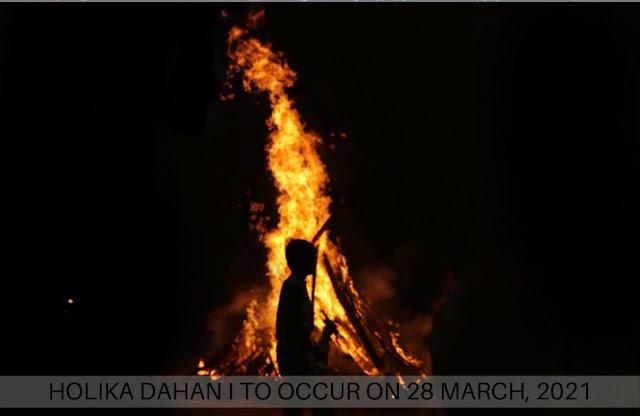 HOLI 2021TIME & DATE I WHY DO WE CELEBRATE HOLI I HOLIKA DAHAN TITHI I 28 MARCH 2021