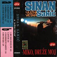 Sinan Sakic  - Diskografija  Sinan_1982_pz