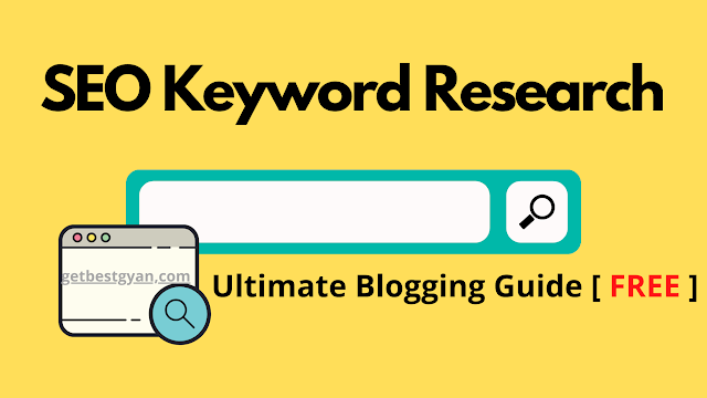 Keyword Research for SEO - Ultimate Blogging Guide [FREE]