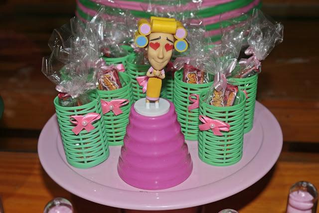 decoração festa do chaves - bobs dona florinda