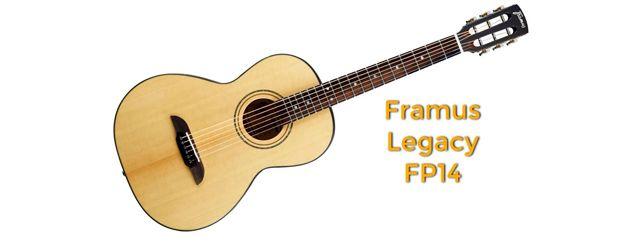 Guitarra Parlor Framus FP-14