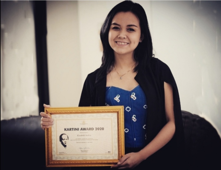 Lagu Rindu Solo Antarkan Elizabeth Sudira Raih Kartini Award 2020