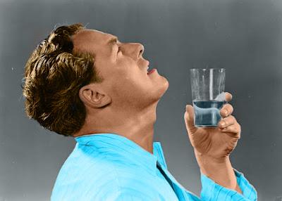 agua con sal para úlceras en la boca