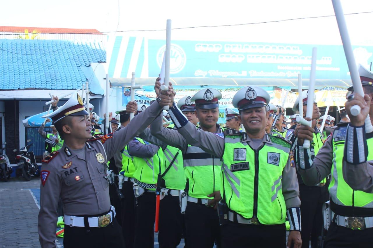 610 Polisi Bakal Diterjunkan untuk Amankan Arus Mudik Lebaran di Kebumen