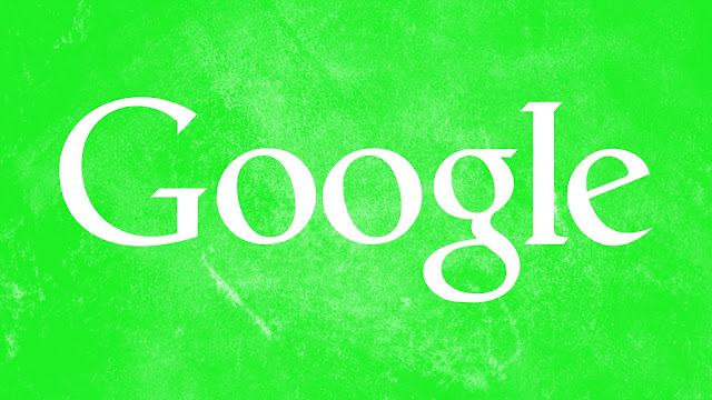 Google Green Grunge HD Wallpaper