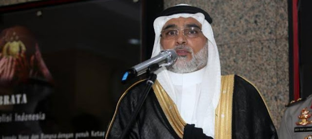 Pemerintah Punya Sejumlah Opsi Sanksi untuk Dubes Arab Saudi