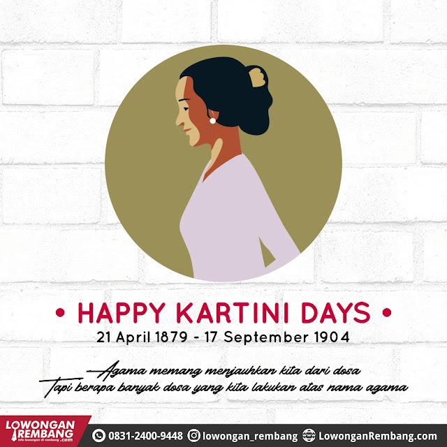 Happy Kartini Days Kabupaten Rembang