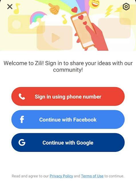 Zili App क्या है  zili App कैसे use करें