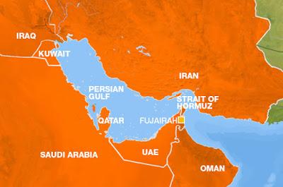 Iran Unveils Underground Missile Base On Persian Gulf Coast