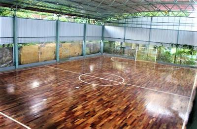 Permukaan Lapangan Futsal