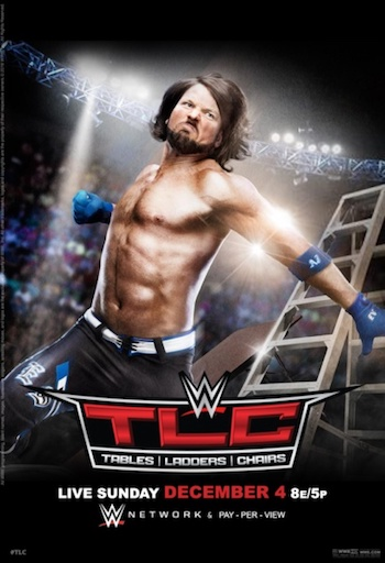 WWE TLC 2016 PPV 480p WEBRip x264 600MB