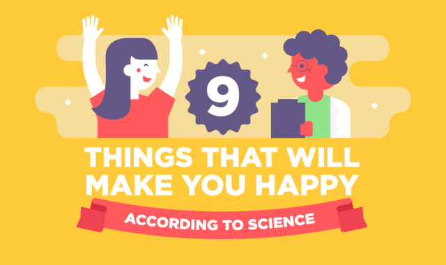 9 Things That Will Make You Happy, According to Science