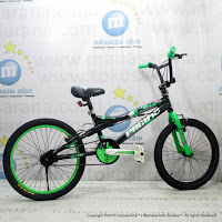 Sepeda BMX Pacific X-Man 2.0 FreeStyle 20 Inci