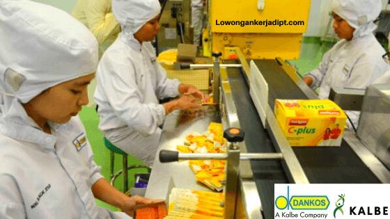 Lowongan Kerja PT Dankos Farma Indonesia