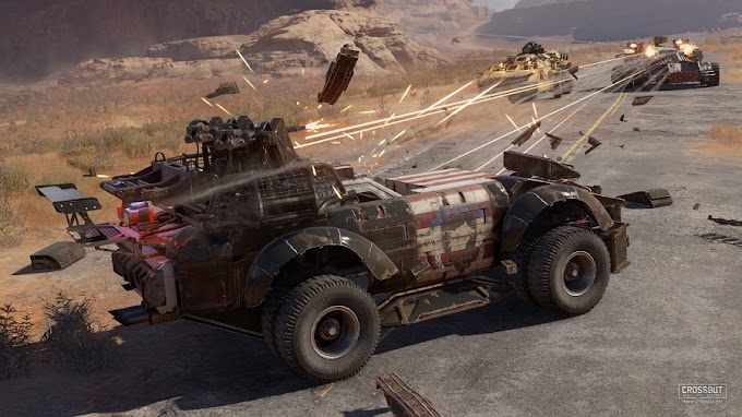 Crossout Readies Up For Open Beta, Pre-Registration Begins