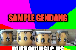 Download Ratusan Sample/Samling Wav Gendang Dangdut Geratis