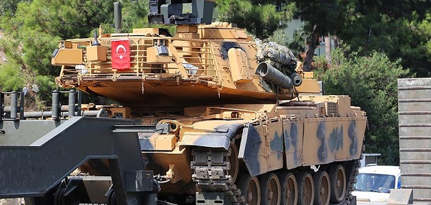 Σε «κόκκινο συναγερμό» οι τουρκικές ΕΔ - Ολική ρήξη με ΗΠΑ με αφορμή αποστολή πολυεθνικής δύναμης σε Συρία