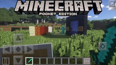 Game Minecraft Pocket Edition Yang Hadir Untuk Android dan iOS