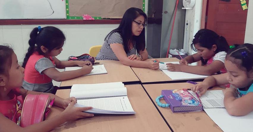Sueldo de maestros aumentaría a S/ 2.400 el próximo año, según el proyecto de Presupuesto Público 2020