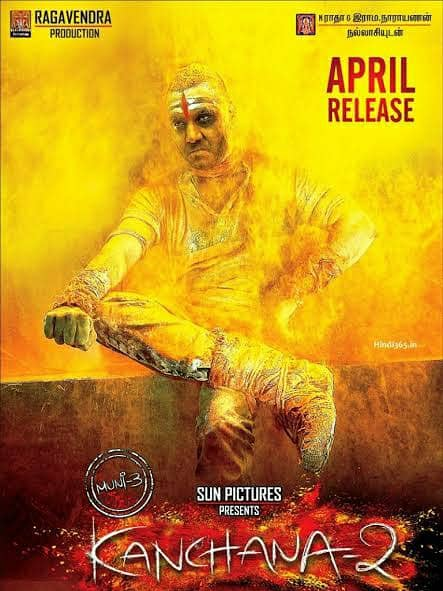 Kanchana 2 (2015) Full Movie Download in Hindi Dubbed 720p Khatrimaza