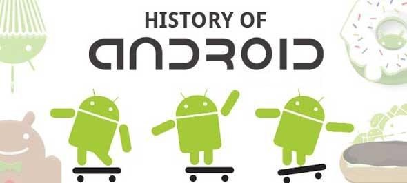 Sejarah Berdirinya Android