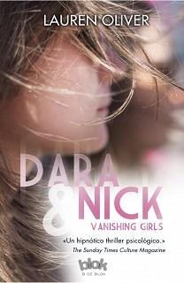 Portada del thriller Dara & Nick de Lauren Oliver