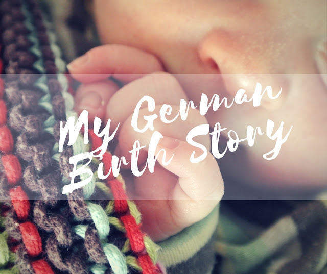 An expat's birth story in Germany