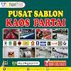 Konveksi Sablon Baju Kaos Partai Murah di Ciracas, Jakarta Timur