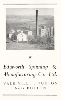 Edgworth Spinning & Manufacturing Co. Ltd.