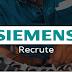 شركة سيمنس  تعلن عن تشغيل متدربين في التسويق و الإدارة للشباب حاملي الدبلومات والشواهد