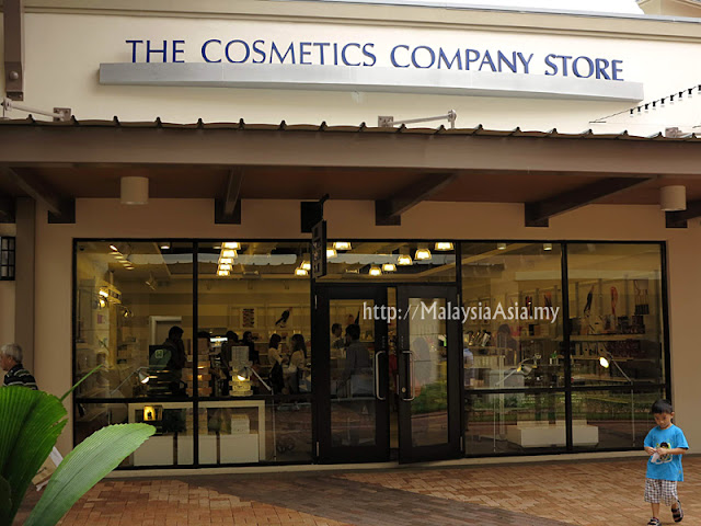 Malaysia The Cosmetics Company Store