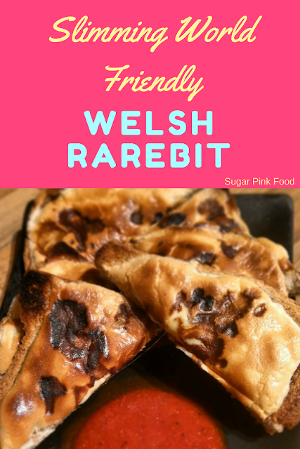 Welsh Rarebit slimming world recipes