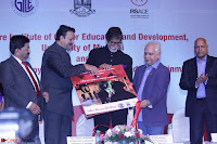 Amitabh Bachchan Launches Ramesh Sippy Academy Of Cinema and Entertainment   March 2017 026.JPG