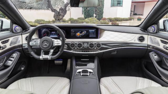 Essai de la Mercedes Classe S 2020