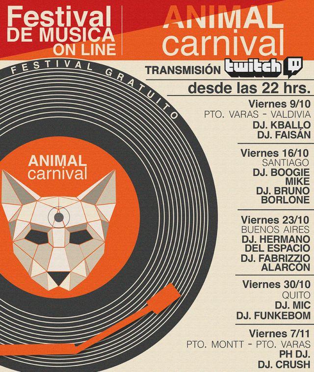 Animal Carnival Festival