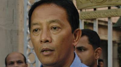 Binay Tamang BOA chief