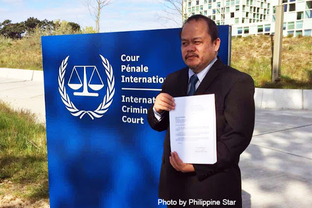 Sabio not licensed to practice in the ICC, says int'l criminal law expert