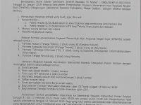 Bawaslu Kab Pesisir Selatan 8 Formasi Pendaftaran sd 12 Feb 2019 - ASLI NO HOAX