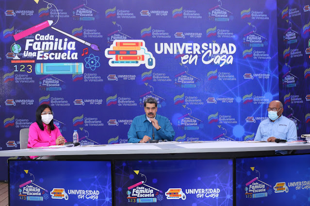 VENEZUELA INICIARÁ INMUNIZACIÓN MASIVA CON VACUNA CUBANA ABDALA EN JULIO