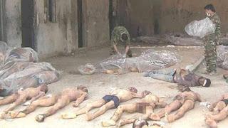 الكشف عن مقابر جماعية للمعتقلين في درعا