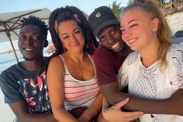 Бросить все и в Занзибар: Мать с дочкой в пандемию уехали в Танзанию и нашли себе женихов-африканцев