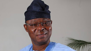 OBA OTUDEKO POSITIONS SON AS FIRST BANK MD TO OFFSET LOAN