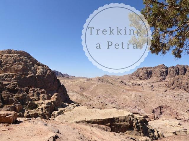 Trekking di un giorno a Petra: lungo il Wadi Farasah Trail