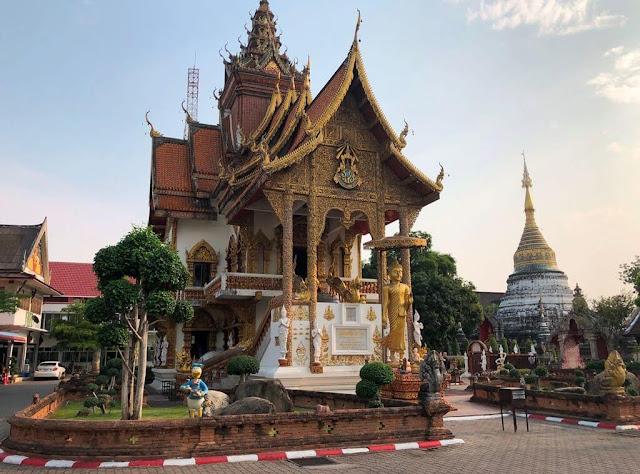 Wat Buppharam - Chiang Mai