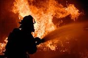 Tűz volt egy nyíregyházi raktárépületben