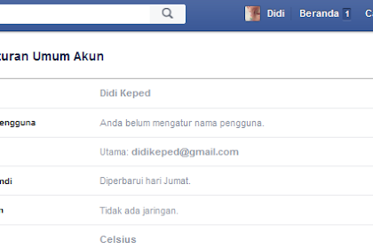 # Cara Mengganti Kata Sandi Facebook | Ubah Password FB Terbaru #