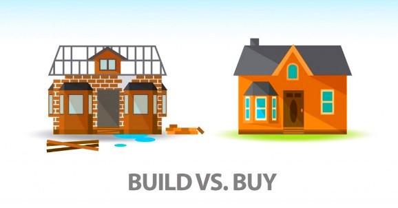 beli rumah atau buat rumah sendiri