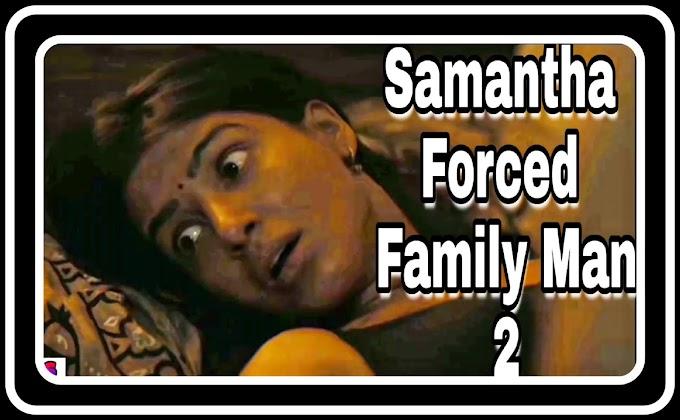 Samantha Akkineni sexy scene - Family Man 2 (2021) HD 720p